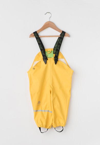 Pantaloni galbeni pentru ploaie de la CeLaVi