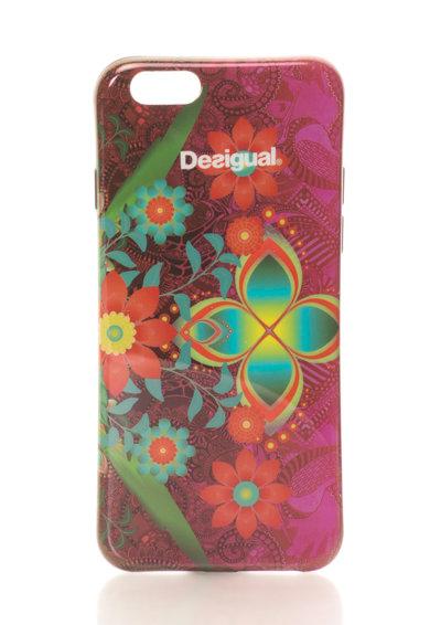 Carcasa pentru iPhone 6 multicolora cu flori Kaitlin