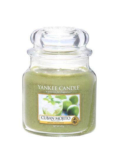 Lumanare parfumata in borcan Cuban Mojito de la Yankee Candle