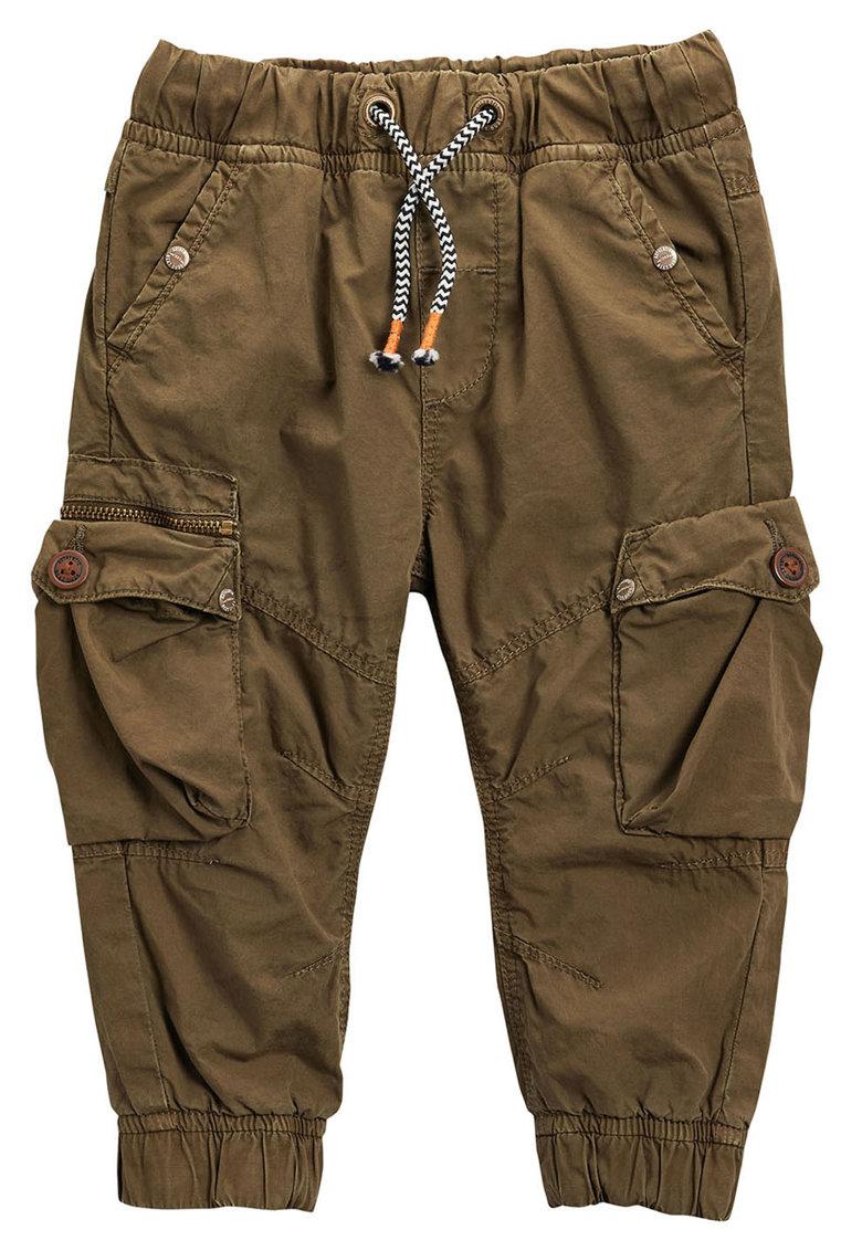 Pantaloni cargo cu snur pentru ajustare de la NEXT