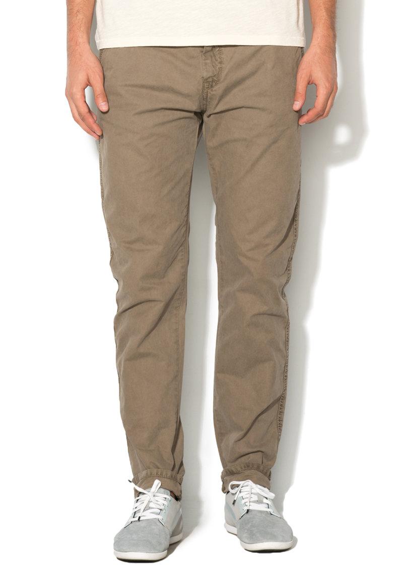 Pantaloni verde militar