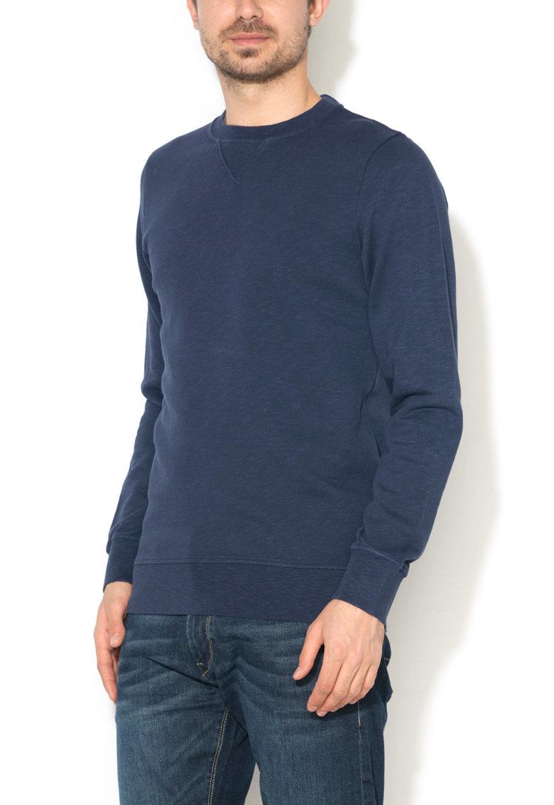 Esprit Bluza sport bleumarin slim fit