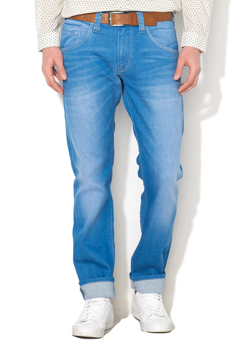Jeansi slim albastri Zinc