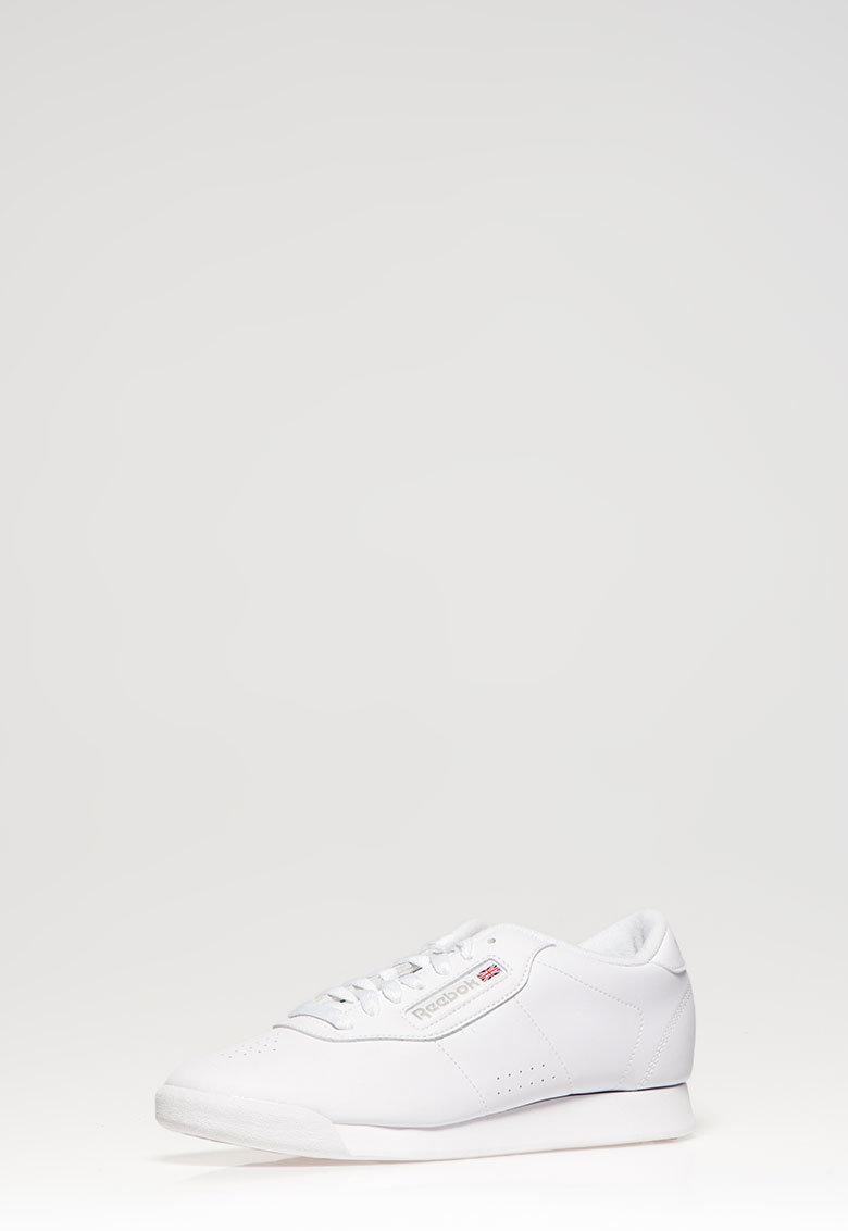 Reebok Pantofi sport albi Princess