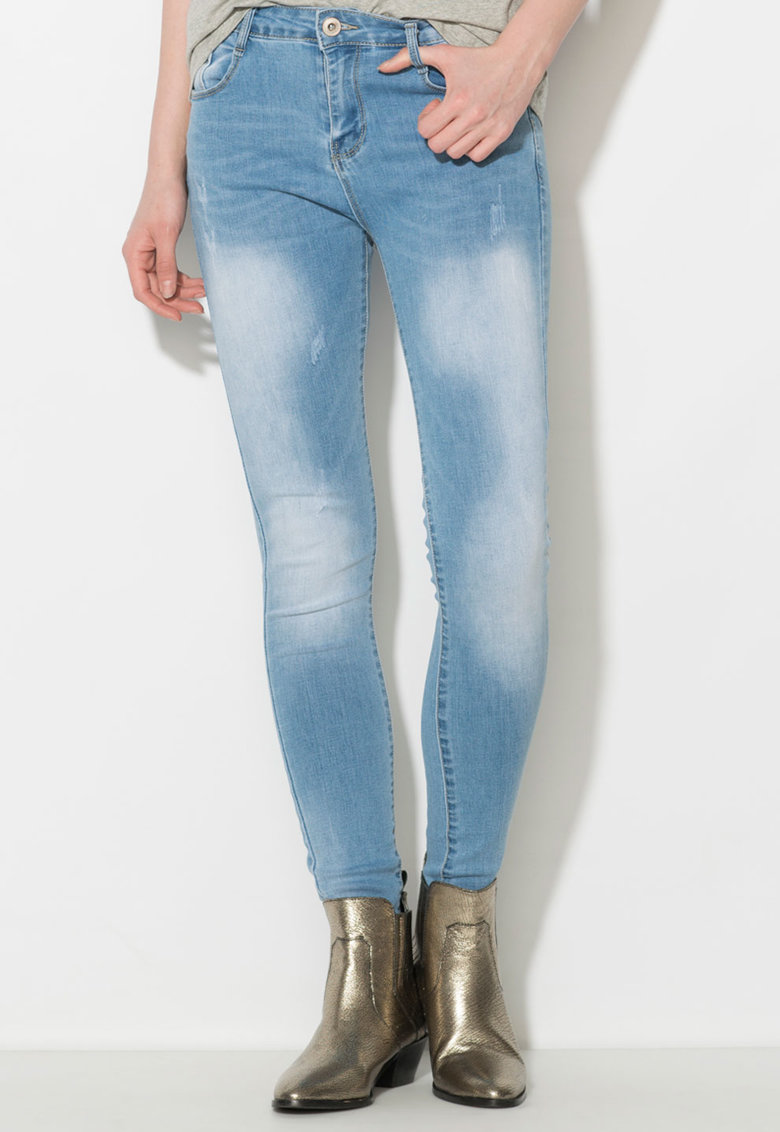 Zee Lane Denim Jeansi skinny bleu
