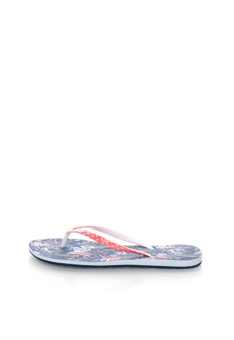 Papuci flip-flop multicolori Portofino
