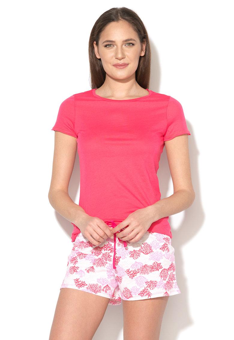 Undercolors of Benetton Tricou de casa roz aprins