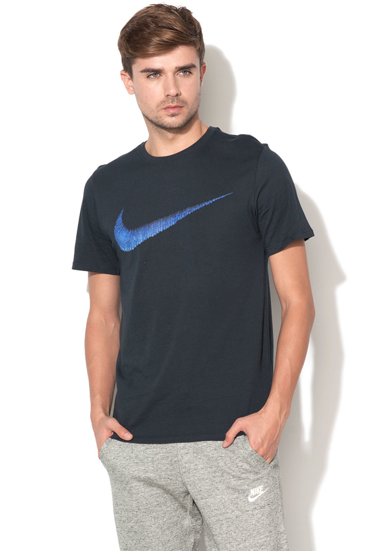 Nike Tricou athletic cut cu imprimeu logo