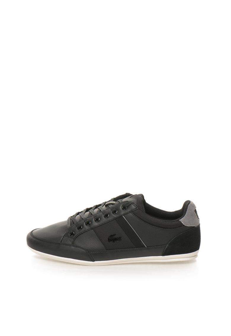 Lacoste Pantofi sport negri Chaymon