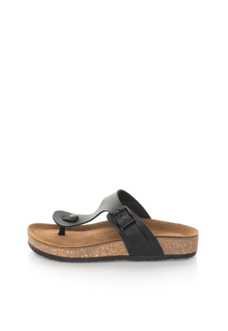 Zee Lane Papuci flip-flop negri