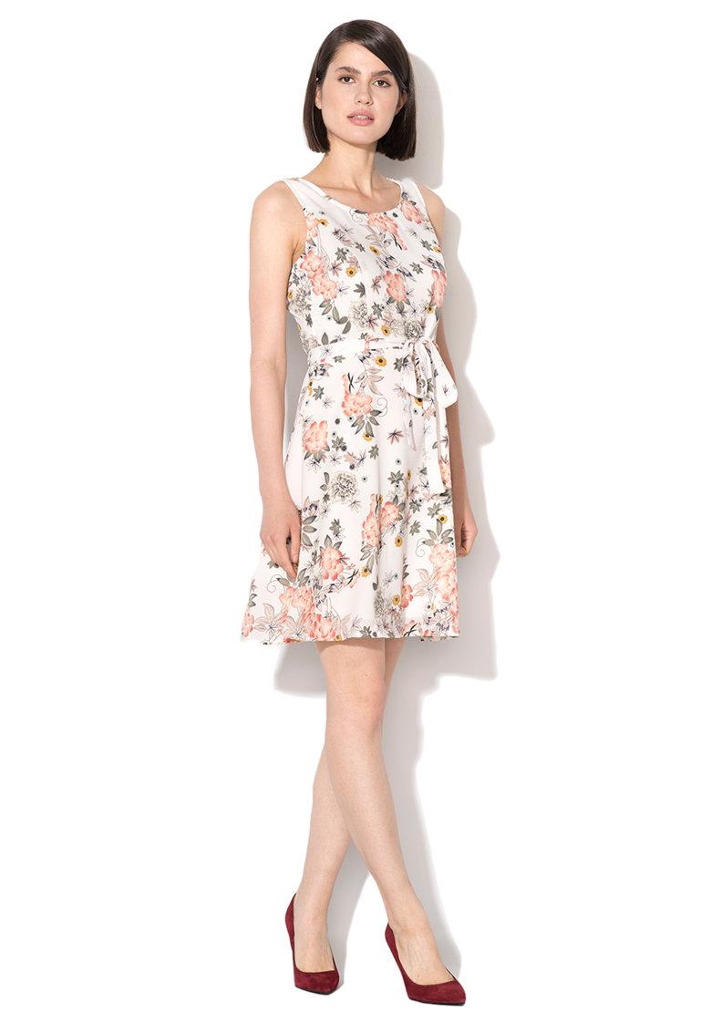 Iska Rochie multicolora cu imprimeu floral