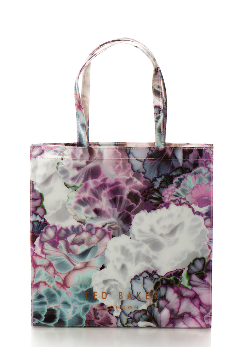 Geanta shopper multicolora Lumicon de la Ted Baker