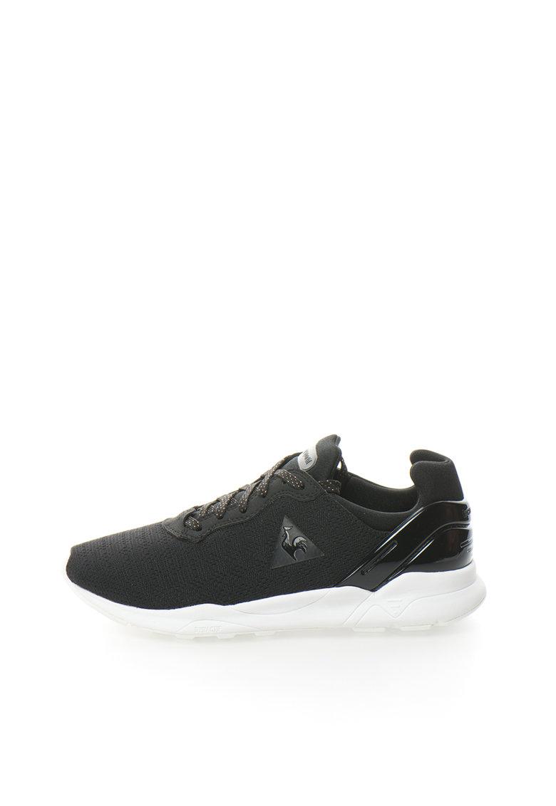 Le Coq Sportif Pantofi sport negri de plasa LCS