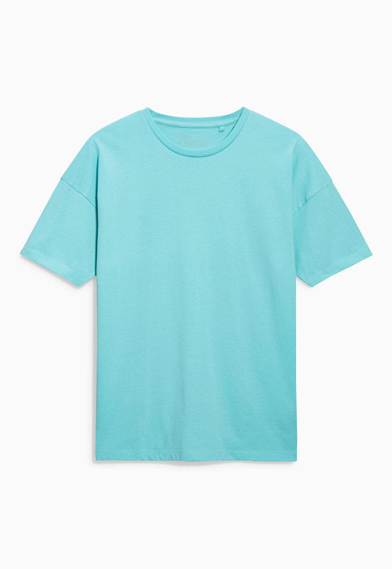 NEXT Tricou albastru aqua