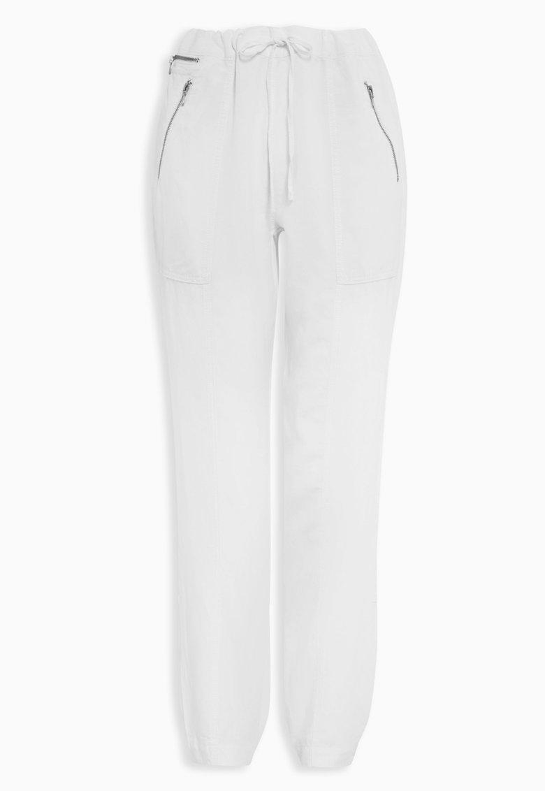 Pantaloni jogger din lyocell