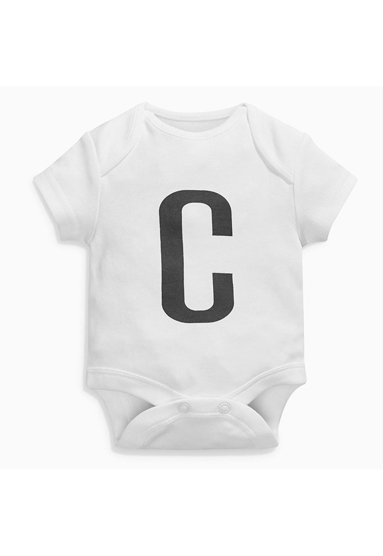 NEXT Body cu imprimeu litera C