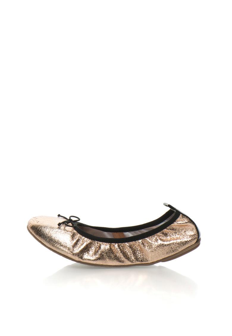 Tamaris Balerini auriu rose cu terminatie elastica