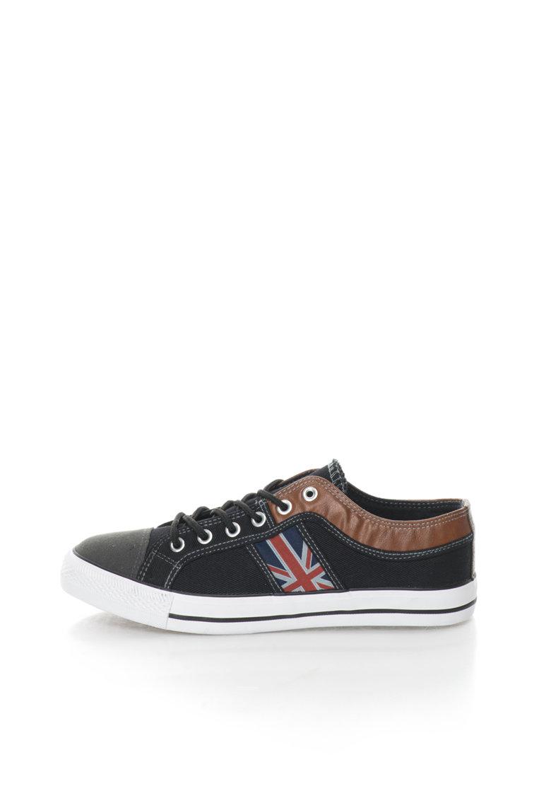 Zee Lane Pantofi sport negri de panza