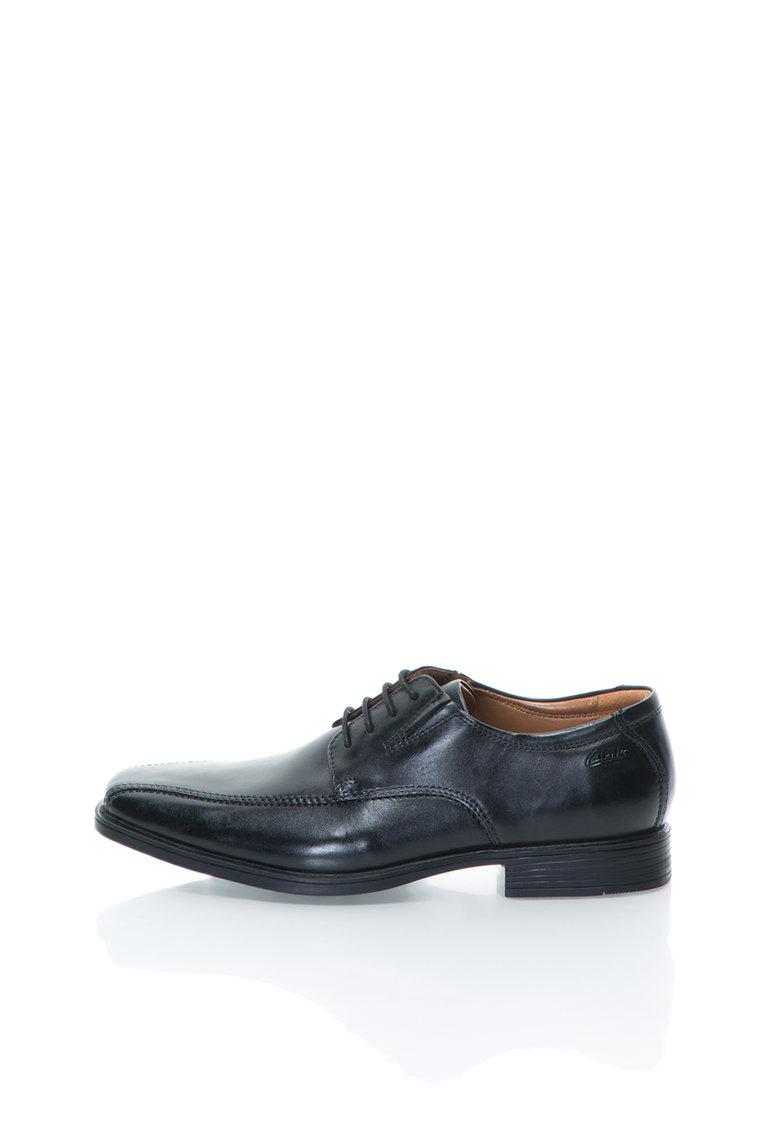 Clarks Pantofi de piele Tilden-Walk