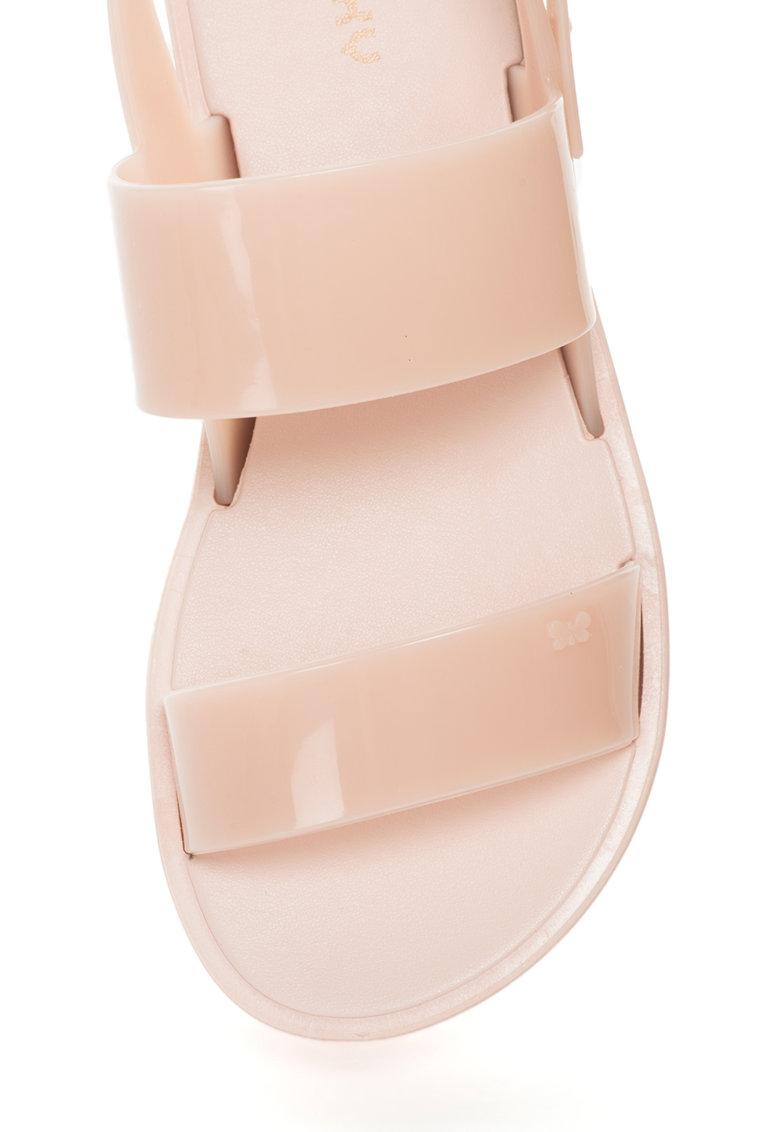 Zaxy Sandale flatform slingback cauciucate Clubber