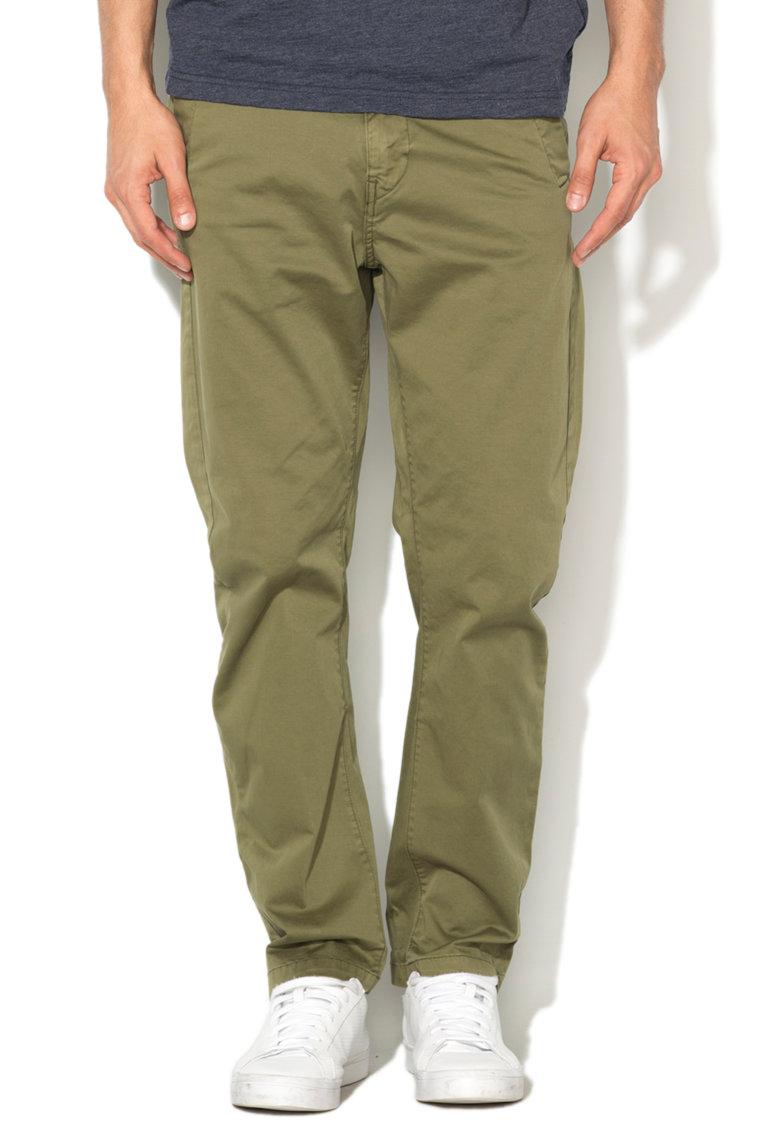 Pantaloni chino conici Bronson de la G-Star Raw