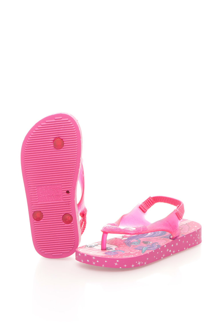 Ipanema Sandale slingback cu bareta separatoare Barbie