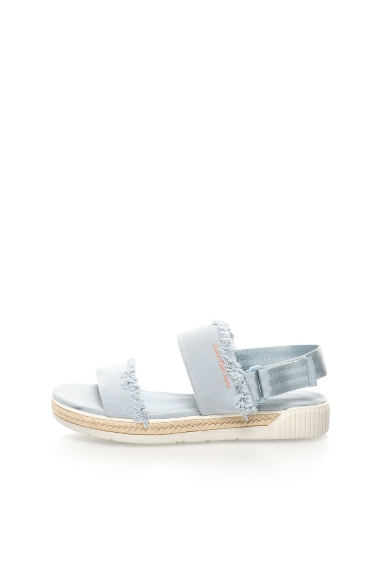 Calvin Klein Jeans Sandale slingback bleu Muriel