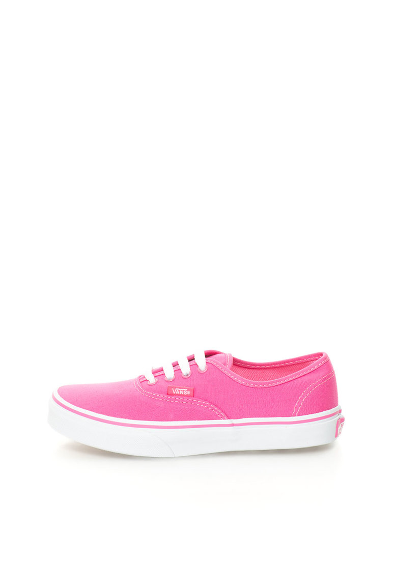 Tenisi roz bombon Authentic Vans