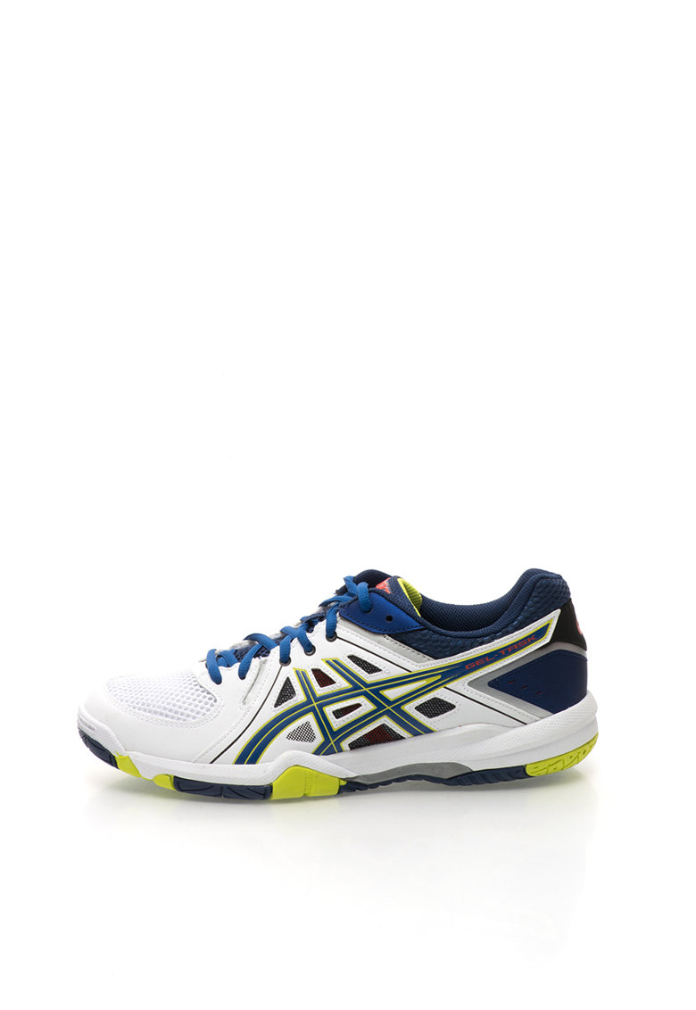 Asics Pantofi sport alb cu bleumarin Gel Task