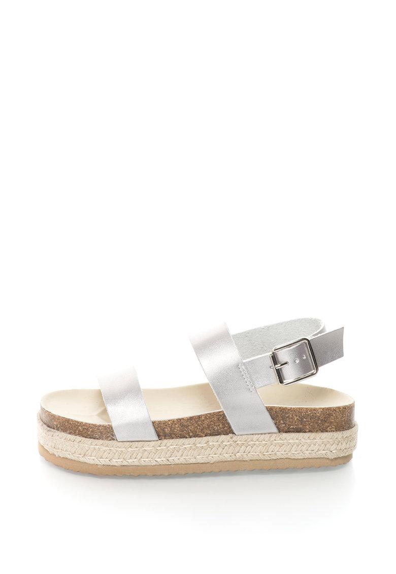 Sandale flatform Carola 4