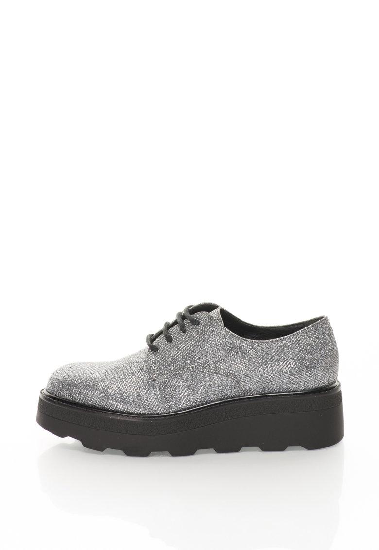 Pantofi wedge de la Oakoui