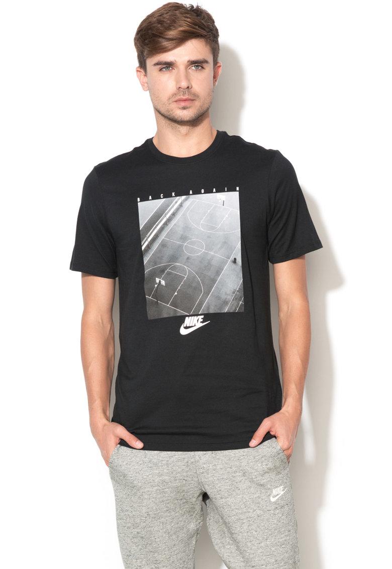 Nike Tricou cu imprimeu foto