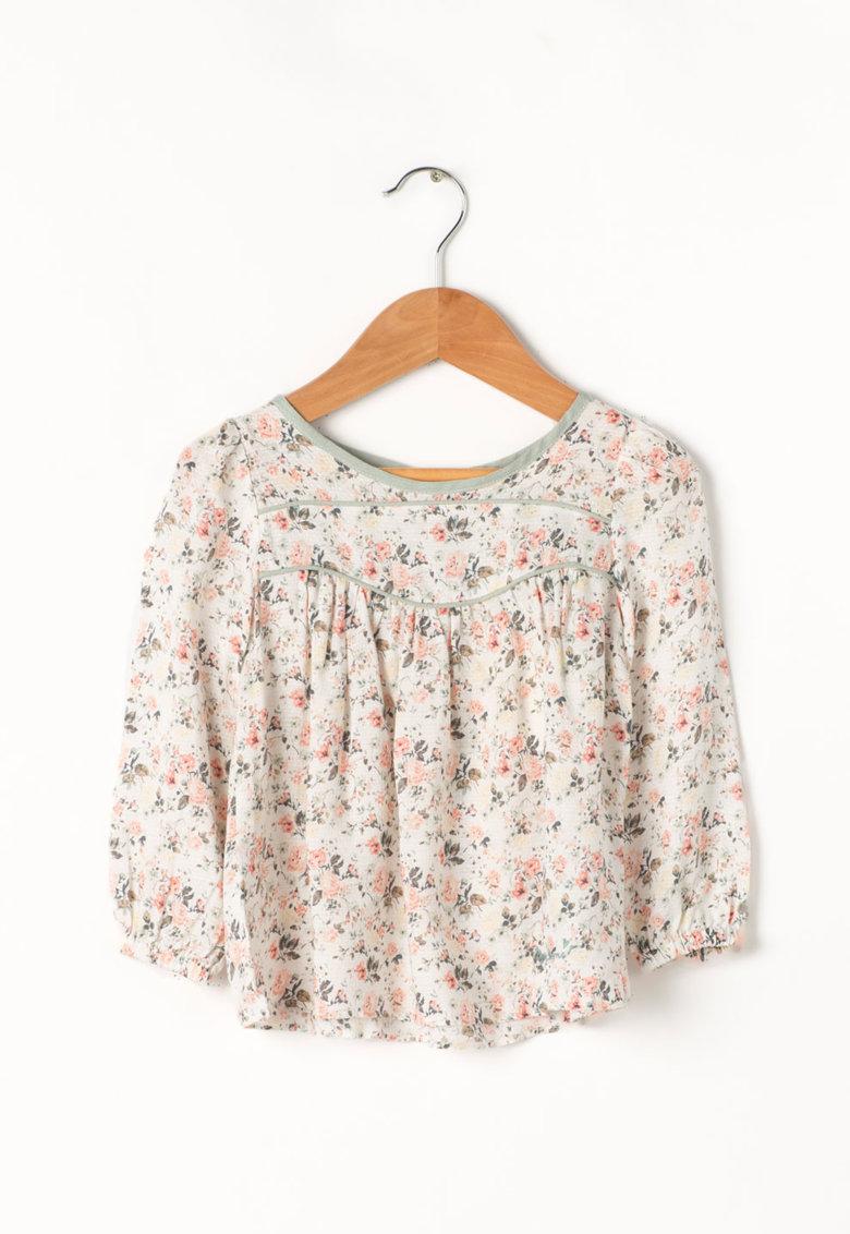 Pepe Jeans London Bluza cu imprimeu floral Taylor