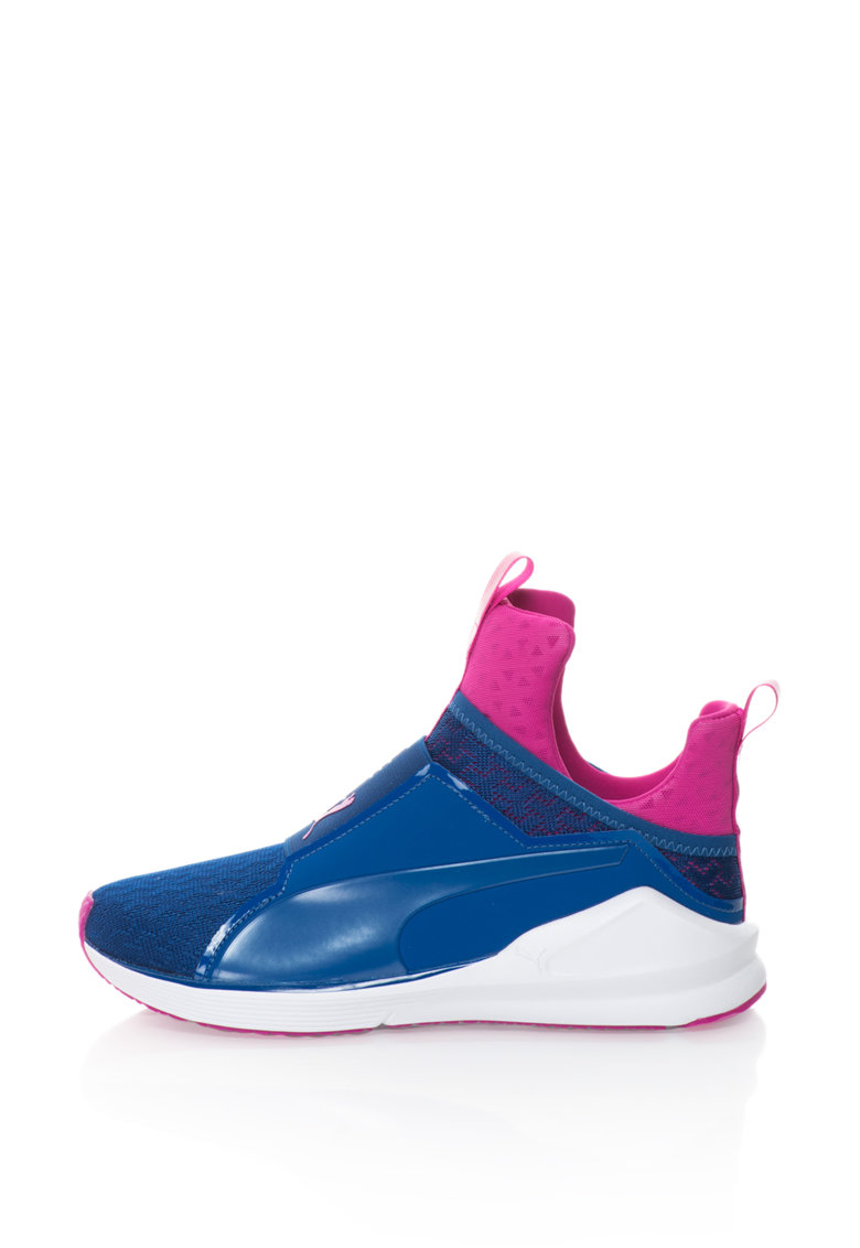 Puma Pantofi sport slip-on de plasa Fierce Eng