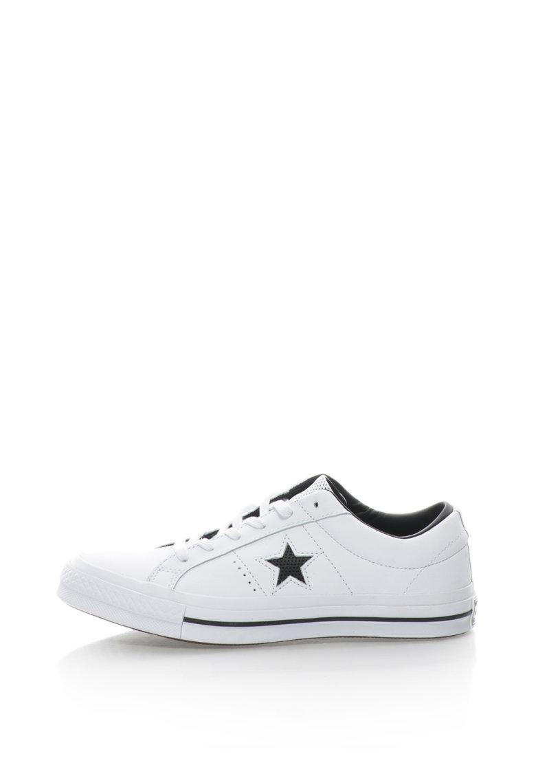 Pantofi sport de piele One Star
