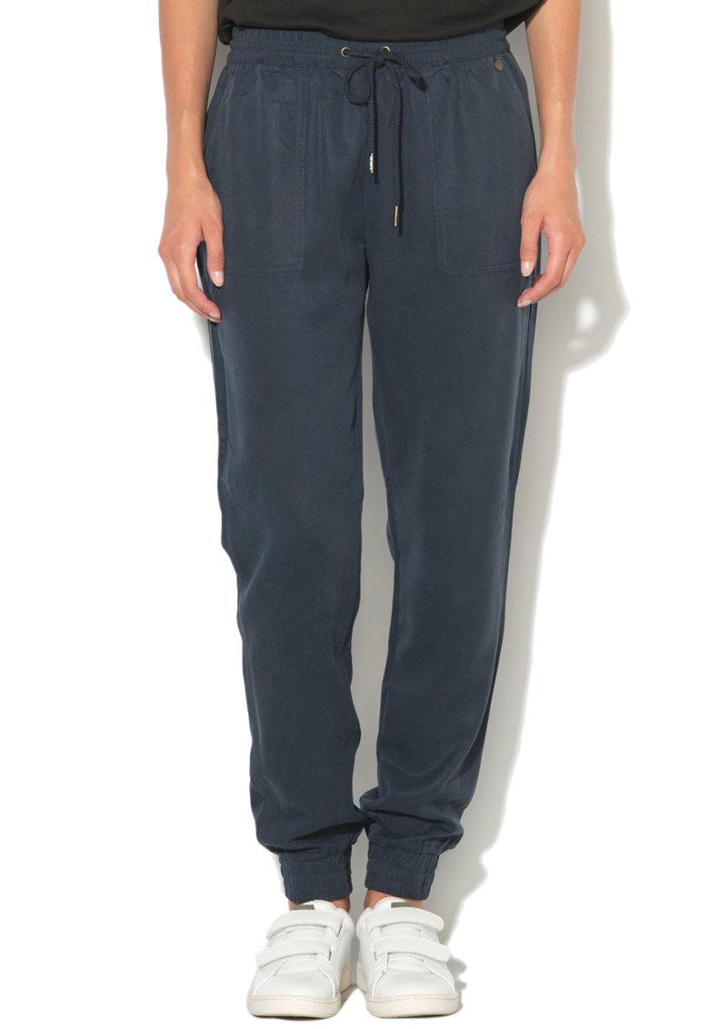 Pepe Jeans London Pantaloni jogger din lyocell Gretas
