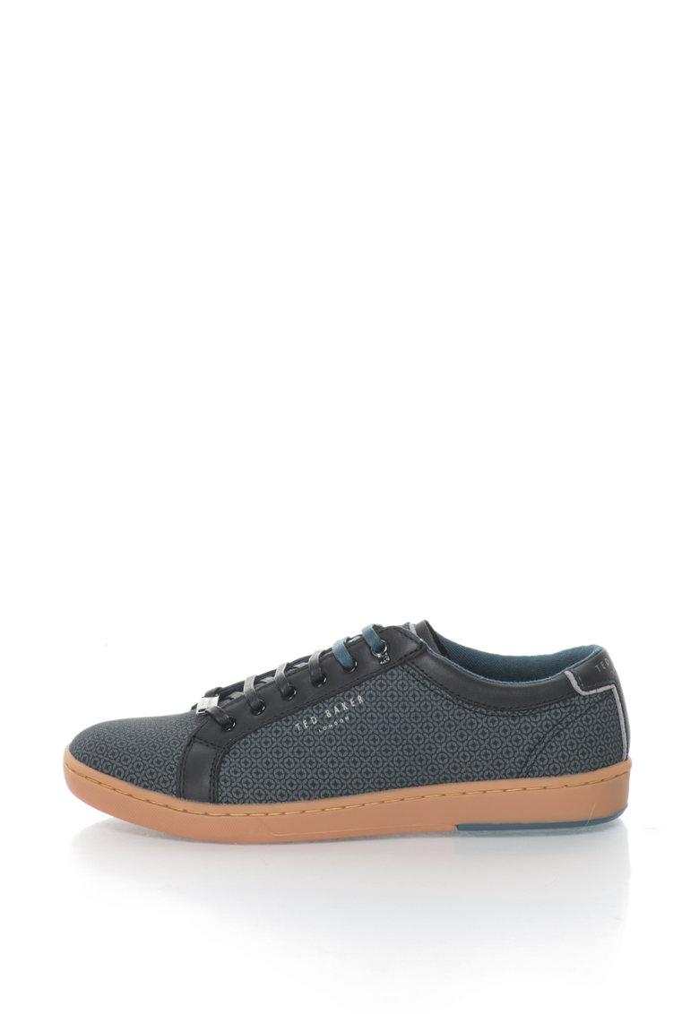 Ted Baker Pantofi sport cu imprimeu geometric Ternur