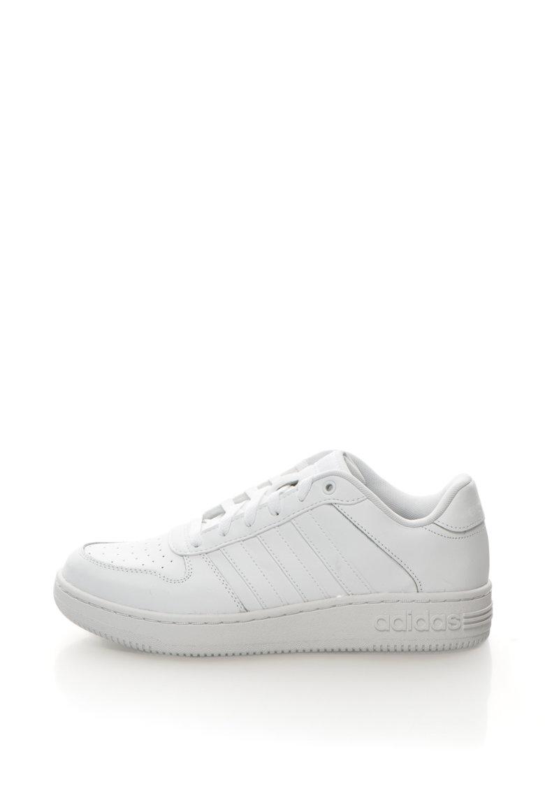 adidas NEO – Pantofi sport Team Court – Alb