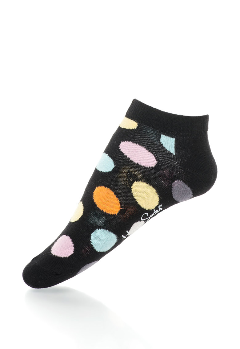 Happy Socks Sosete scurte cu buline Big – unisex