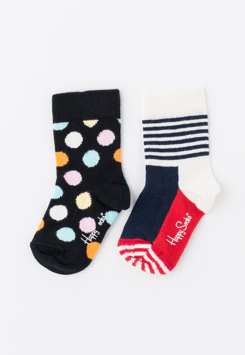 Happy Socks Set de sosete Big Dot – 2 perechi