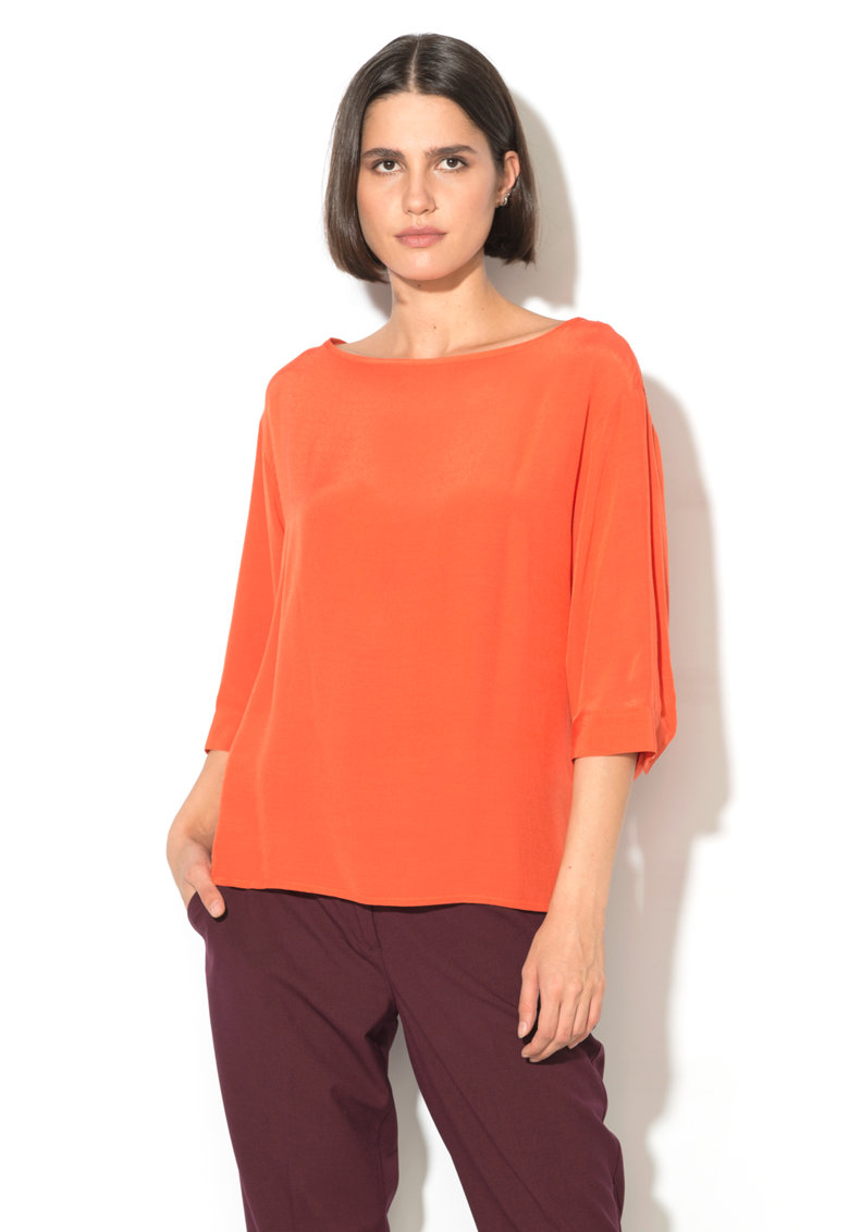 United Colors of Benetton Bluza cu mansete