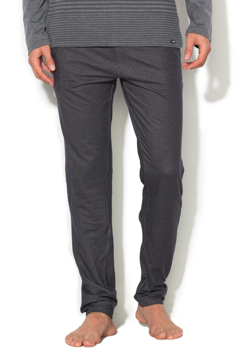 Pantaloni de casa cu banda elastica Recreate Trend Lounge de la Skiny 086637-8807