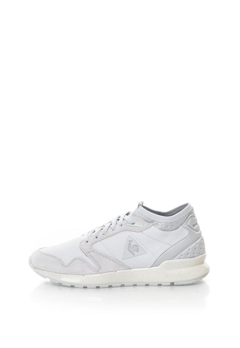 Le Coq Sportif Pantofi sport cu garnituri de piele intoarsa Omicron