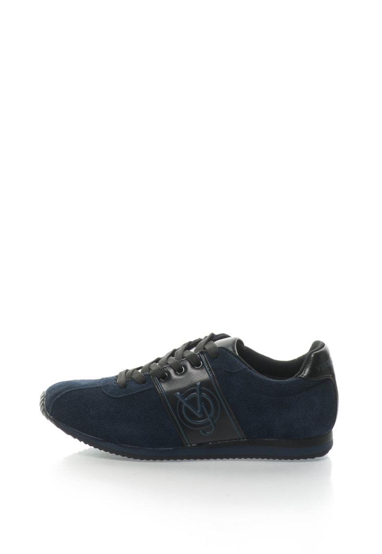 Pantofi cu aplicatie logo Tom