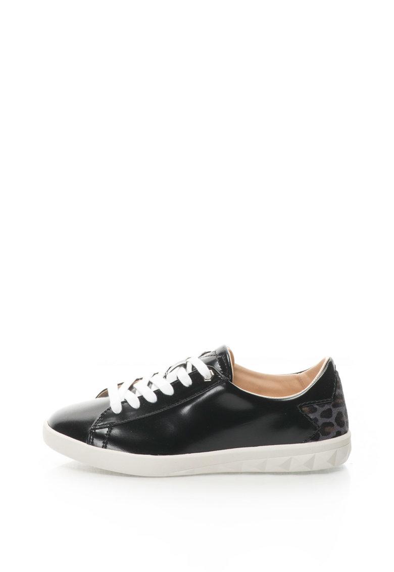Pantofi sport cu animal print S-Olstice Glossy Diesel