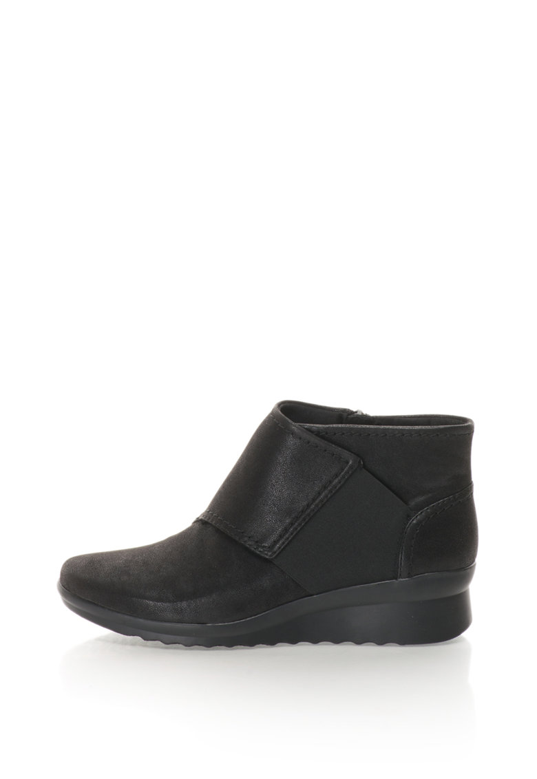 Clarks Botine wedge Caddel Rush