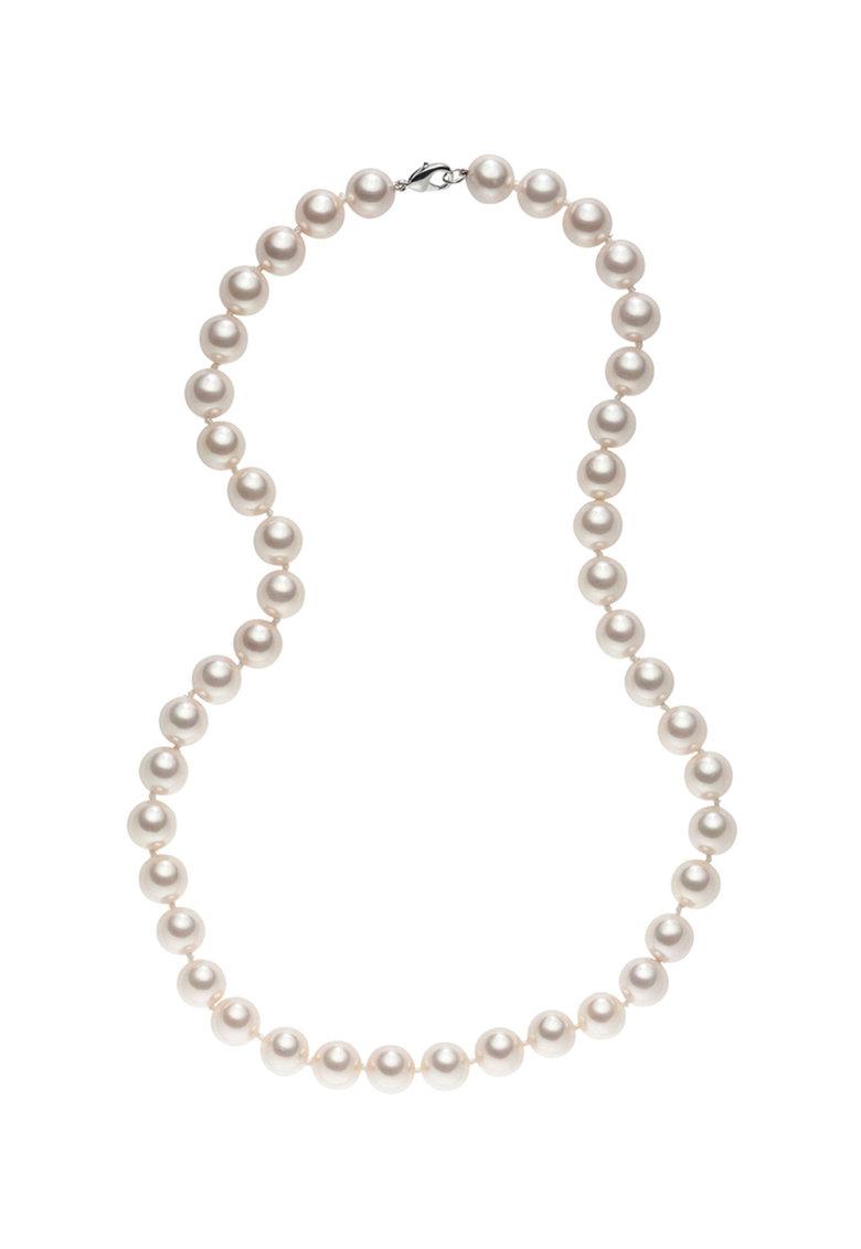 Colier cu perla organica de la Zee Lane