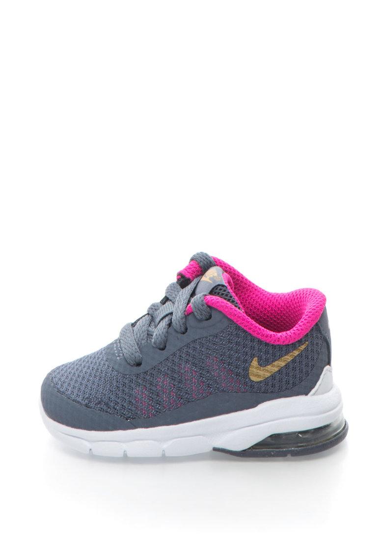 Pantofi sport de plasa cu logo Air Max Invigor Nike