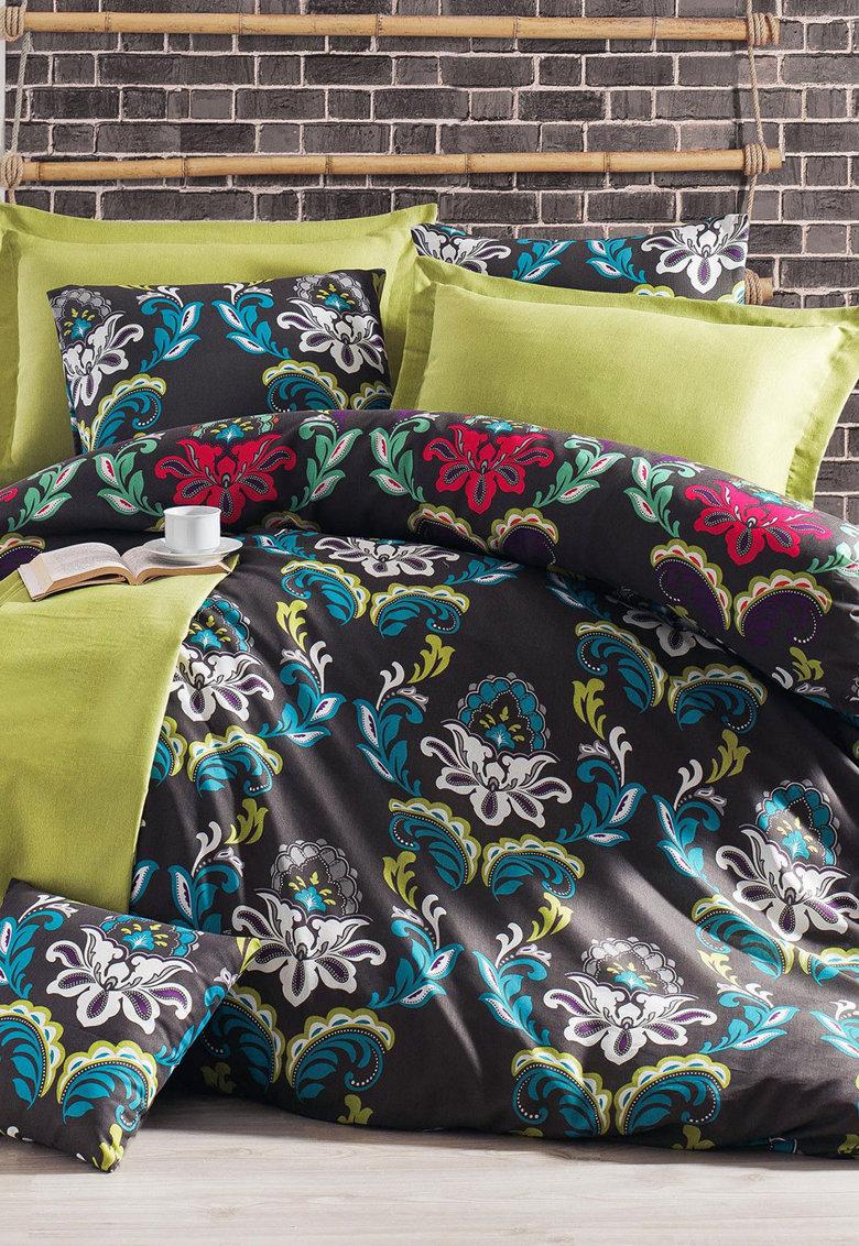 Set de pat din bumbac ranforce Patric de la Leunelle