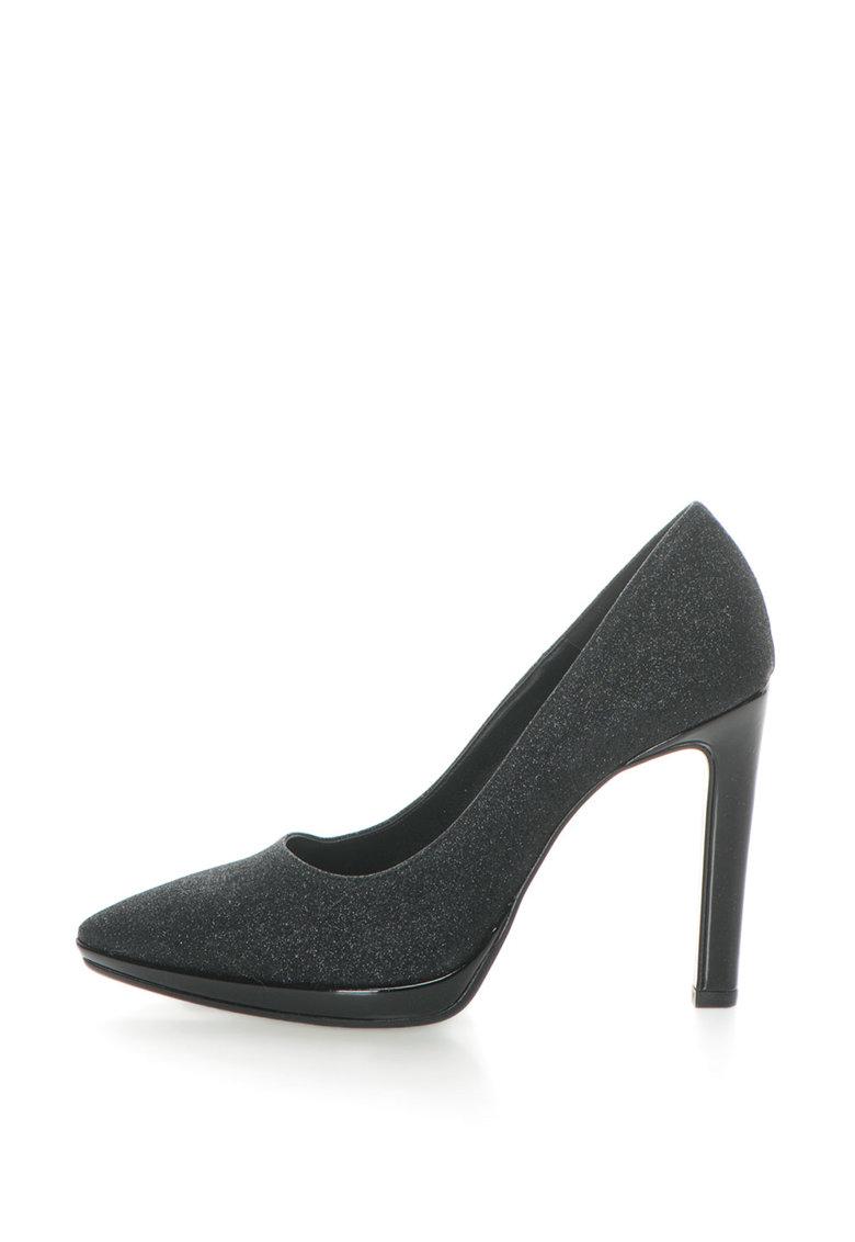 Pantofi stralucitori cu toc cui Maelice Versace 1969 Abbigliamento Sportivo